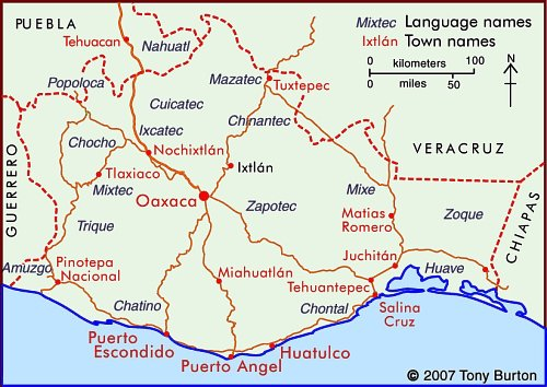 Oaxaca is the most culturally diverse state in Mexico GeoMexico