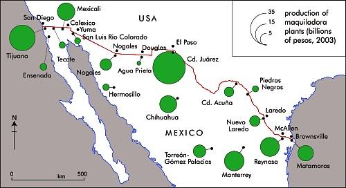 Geo-Mexico, figure 20.2