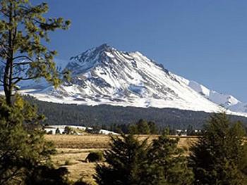 El Volcán Nevado de Toluca