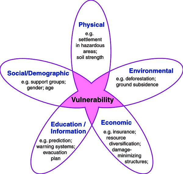 factors affecting vulnerability