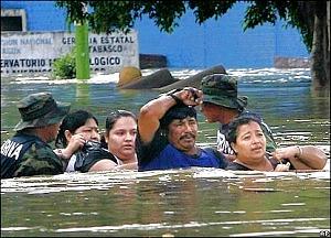 Floods in Tabasco