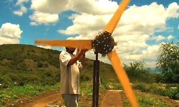 Wind power in Oaxaca