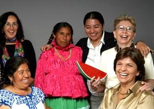 Semillas group of women