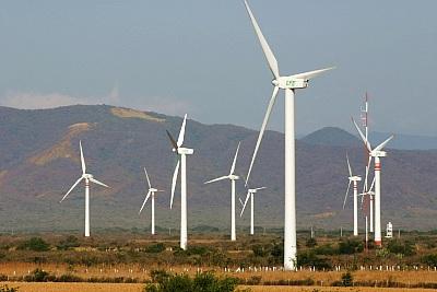 La Ventosa wind farm, Oaxaca