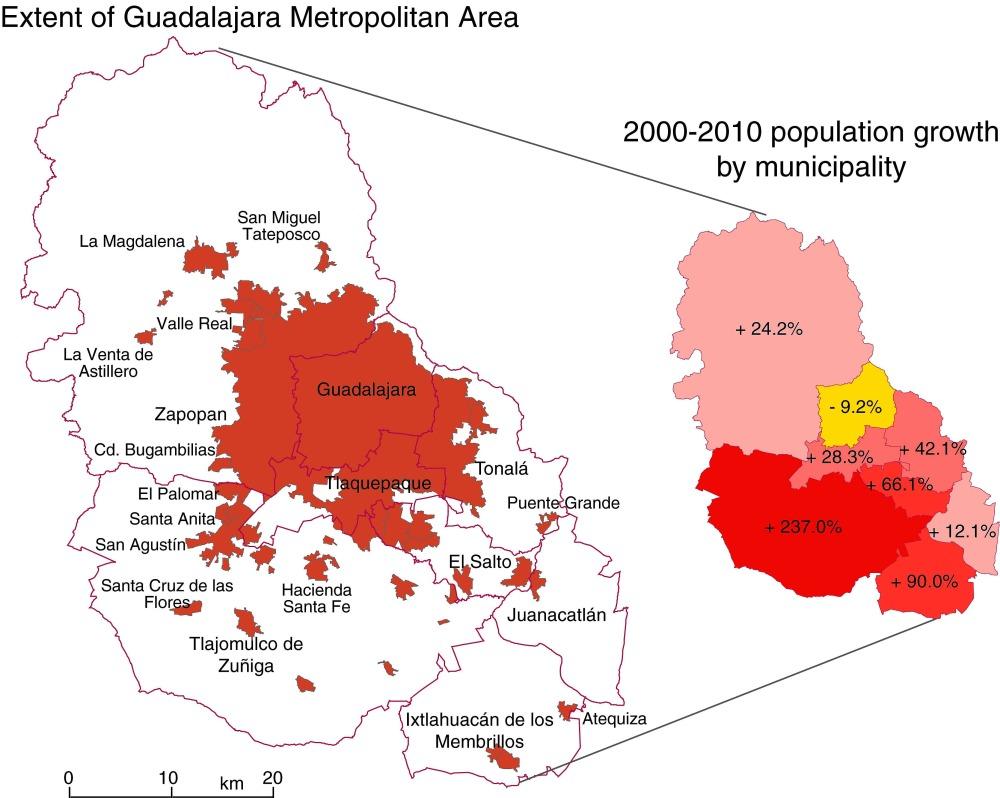 Guadalajara Metropolitan Area