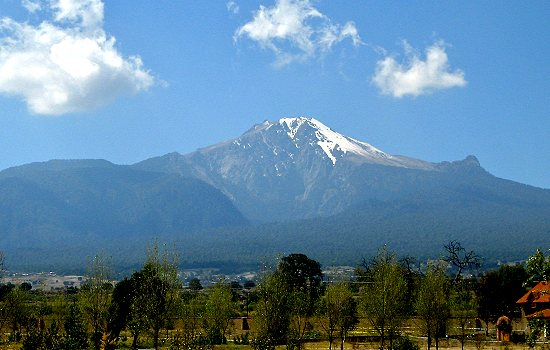 La Malinche Volcano