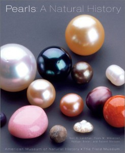 Cover of Pearls, a natural history