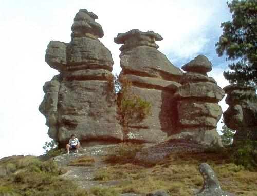 Piedras Encimadas, Zacatlán