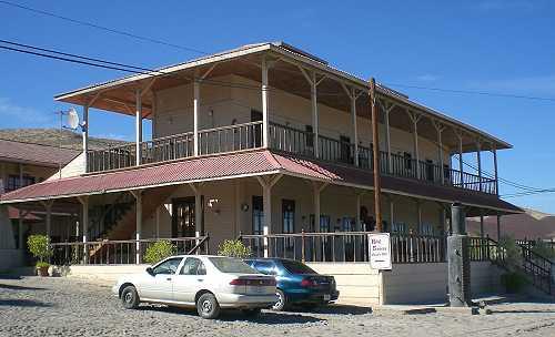 Hotel Francés, Santa Rosalía