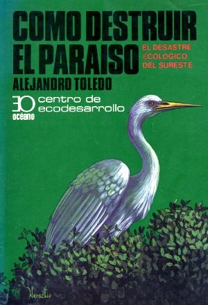 """cover of """"como destruir el paraiso"""""""