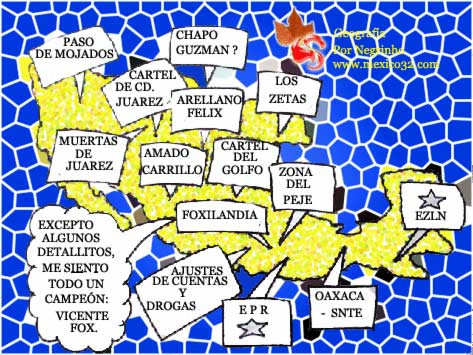 Geography of Mexico in the 21st Century