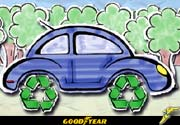 Good-Year campaign to recycle tires