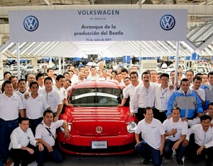 The reasons why Mexico has become one of the world's top ten vehicle