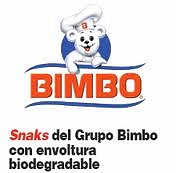 Bimbo product with biodegradable packaging