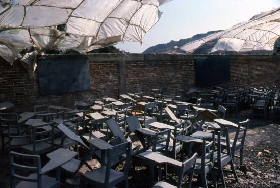 temporary classroom