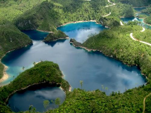 Lagunas de Montebello National Park