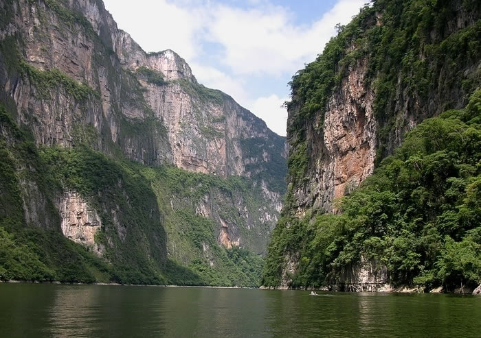 Sumidero Canyon National Park