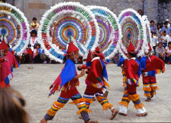 Dance of the Quetzals, Cuetzalan, Puebla.
