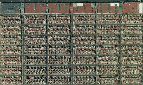 Mexico City Metropolitan Area: Fuentes de Aragón