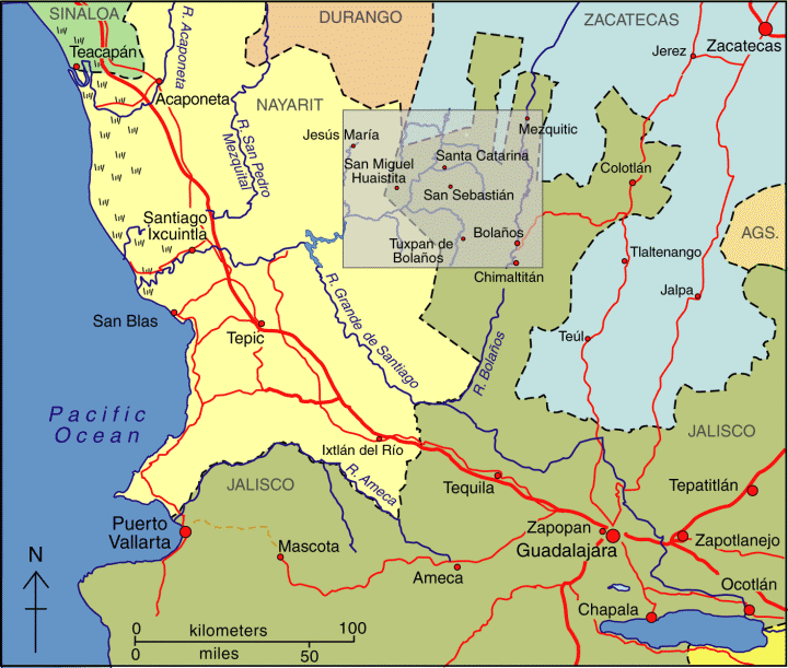 huichol-regional-setting