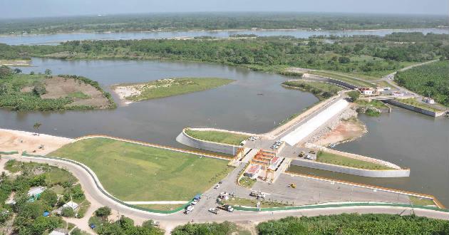 Presa El Macayo (Chiapas/Tabasco)