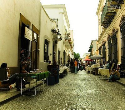 Barrio Antiguo, Monterrey