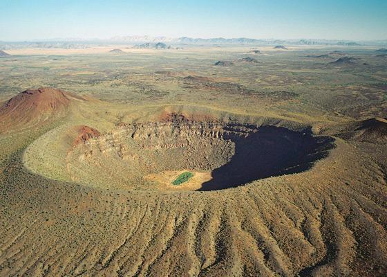 Elegante Crater, El Pinacate