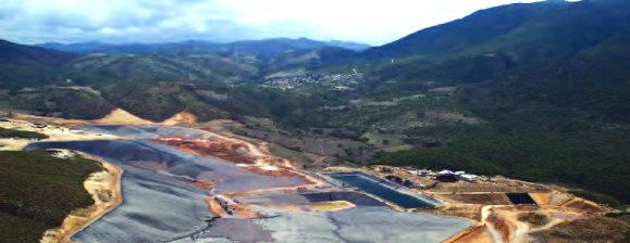 Los Filos mine, Guerrero. Credit: Goldcorp
