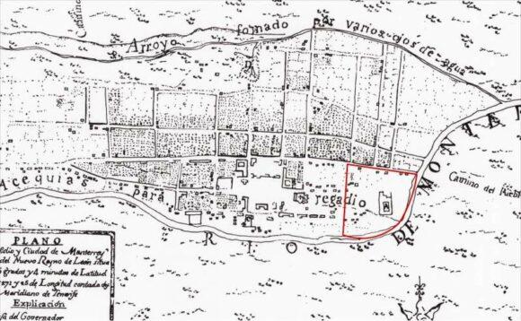 Monterrey 1765