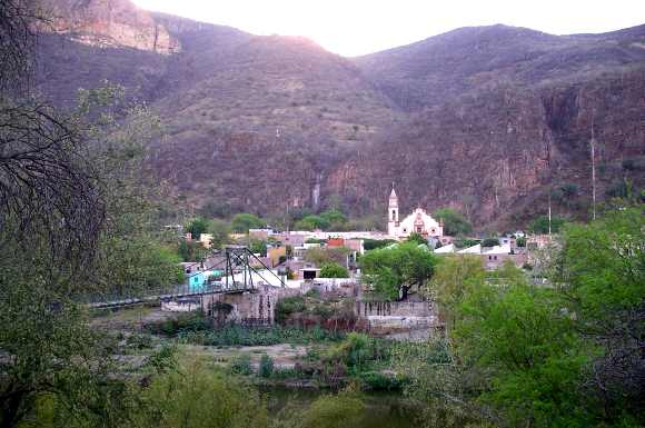 Bolaños, the setting.