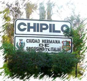 Sister city of Segusino, Italy
