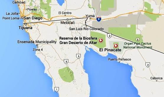 pinacate-map-google