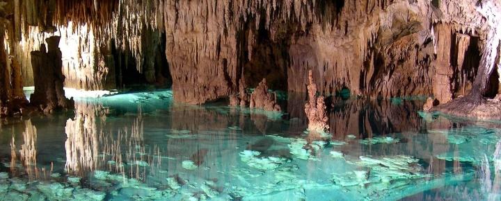 Sac-Actun cave system