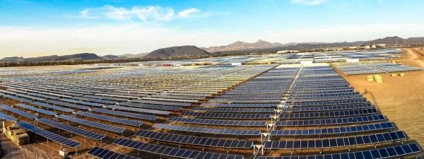 Auro Solar 1 project, La Paz