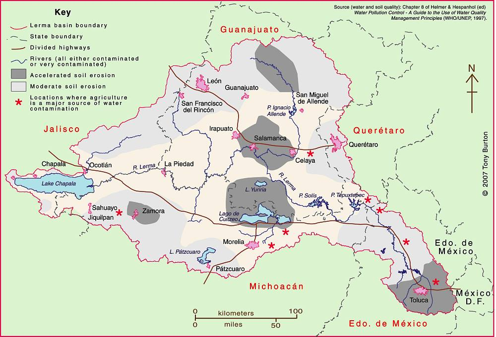 Lerma-Chapala Basin