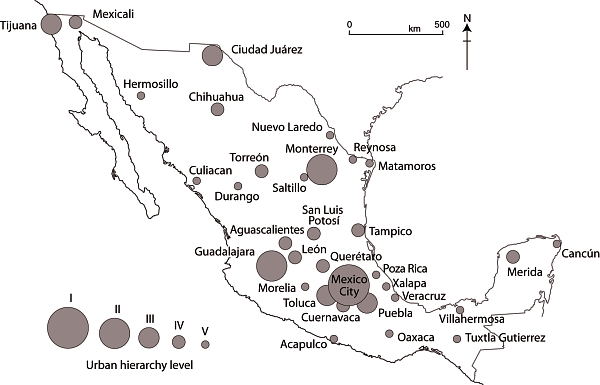 Fig 21-2 of Geo-Mexico; all rights reserved