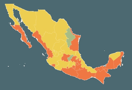 English proficiency in Mexico