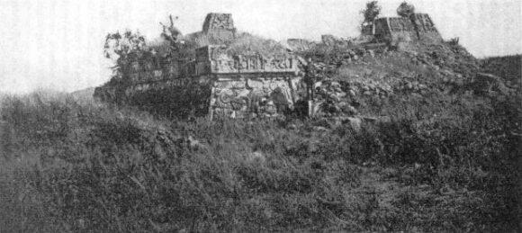 Wilhelm Schiess: Xochicalco (December 1899)