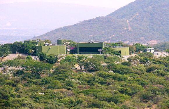 Xochicalco site museum