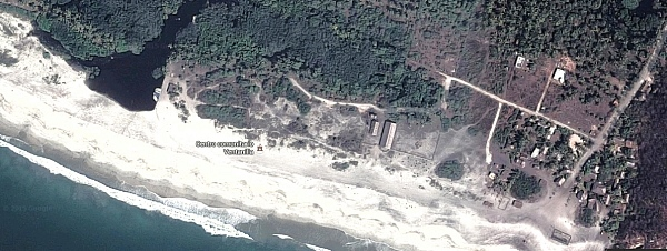 La Ventanilla (Google Earth)
