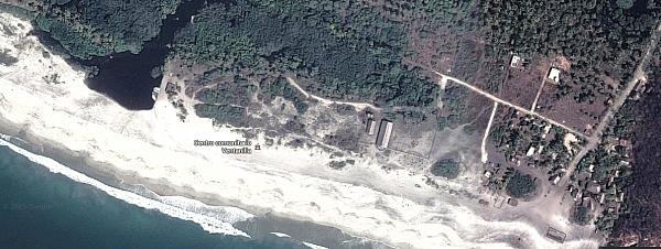 La Ventanilla (Google Earth)