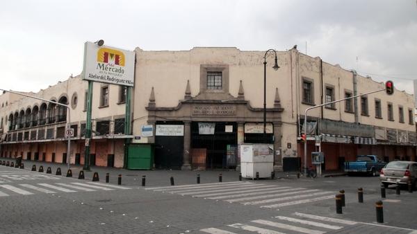Abelardo L. Rodriguez Market. Credit: Wikimedia. Creative Commons.