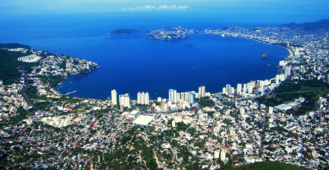 Acapulco Geo Mexico The Geography Of Mexico